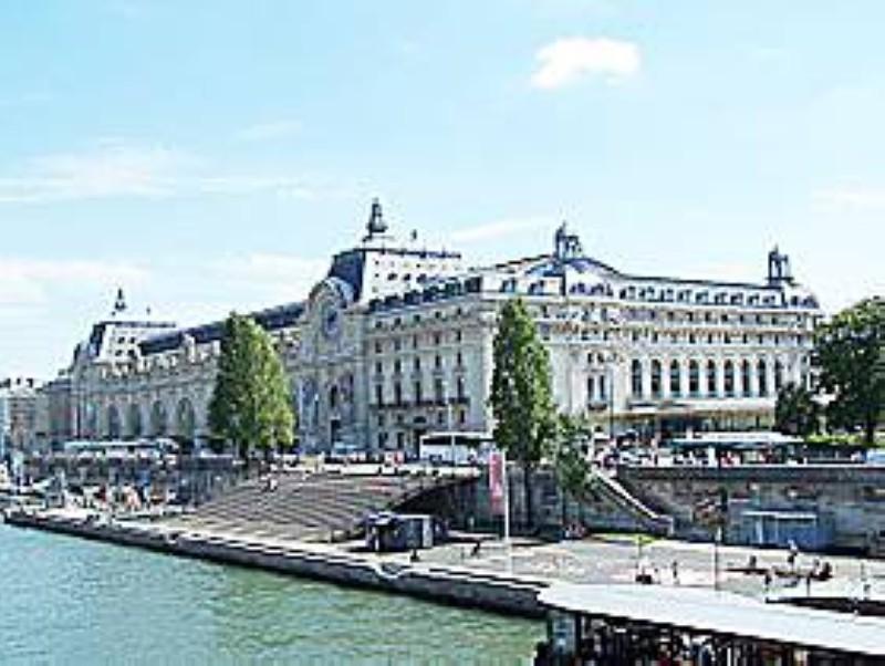 متحف أورسيه في باريس.