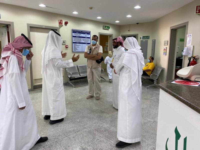 تجهيز عيادات بديلة في المراكز لمواعيد المستشفيات المؤجلة.