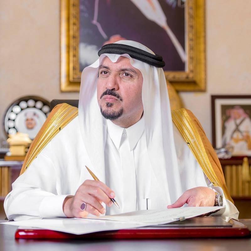 الأمير الدكتور فيصل بن مشعل أمير منطقة القصيم.