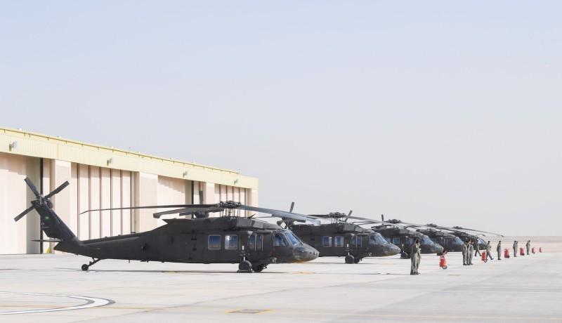 طيران الحرس الوطني.. قوة هجومية وأمان مدني - أخبار السعودية   صحيفة عكاظ
