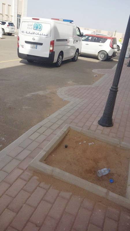 حافلة خصصتها البلدية لنقل الجثامين