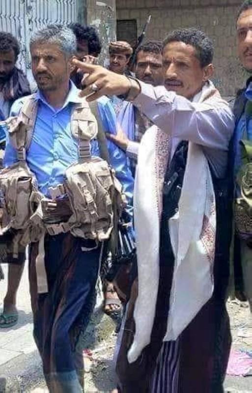المخلافي يجند آلاف اليمنيين في تعز.