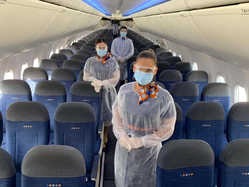 أعلى معايير النظافة لراحة المسافرين.