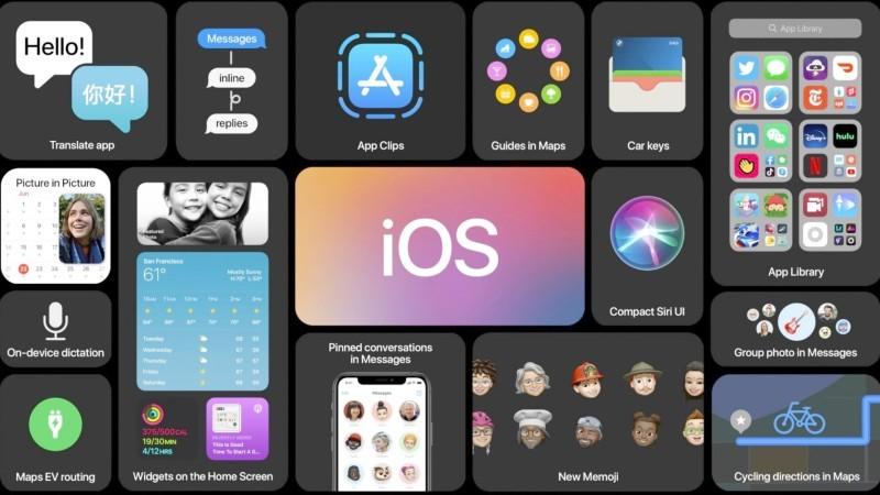 تغييرات في تصميم الشاشة الرئيسية للنظام.