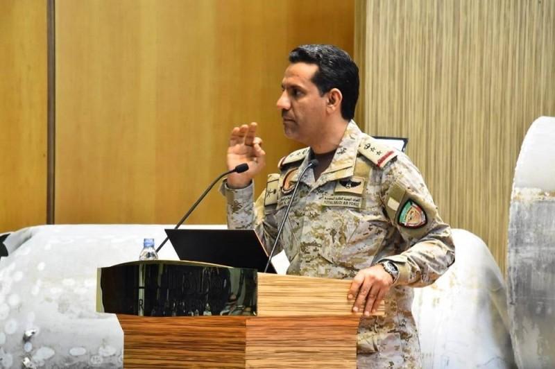 المالكي في المؤتمر الصحفي