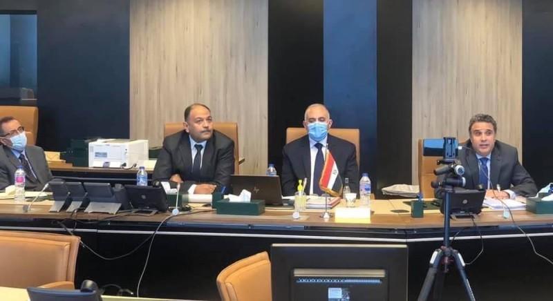 وزير الري المصري محمد عبدالعاطي