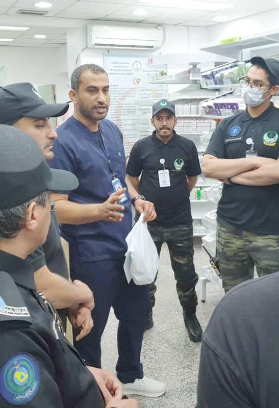 بإمكان سكان ١٣ منطقة طلب أدوية من الصيدليات الحكومية إلى منازلهم.