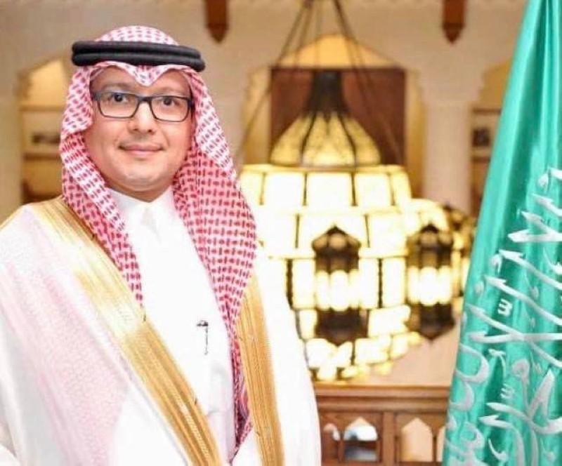 سفير خادم الحرمين الشريفين في لبنان وليد بن عبدالله بخاري