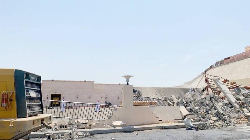 مصيرها الإزالة - أخبار السعودية | صحيفة عكاظ