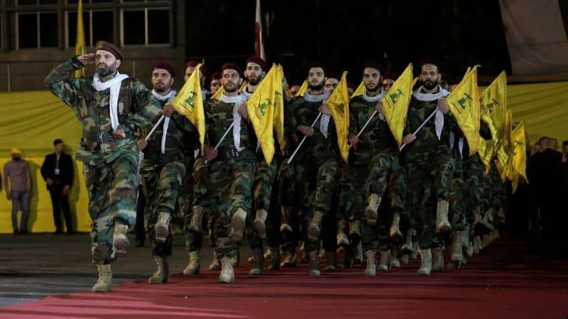 إرهابيو حزب الله.
