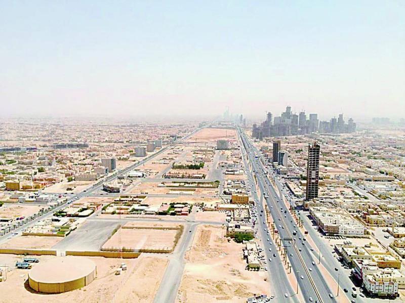 انخفاض سعر الأراضي السكنية داخل مدينة جدة.