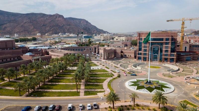 جامعة طيبة.