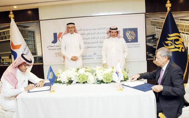 400 مليون لتنفيذ «الكهروميكانيكية» بين «المرجان» و«خالد الجفالي»