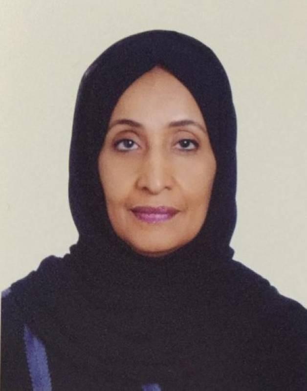 الدكتورة نورة المساعد - عضو مجلس الشورى.