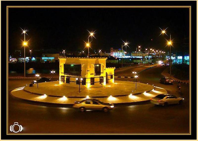 القنفذة تتزين للاحتفال باليوم الوطني أخبار السعودية صحيفة عكاظ