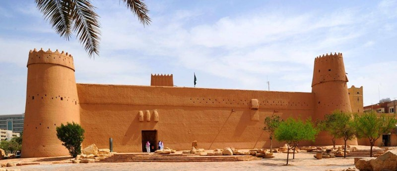 متحف المصمك الرياض.