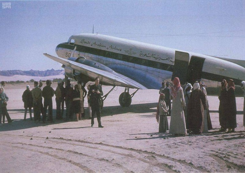 العلا.. زارها مستكشفون قبل 700 عام.. وهبطت على أرضها طائرة الداكوتا قبل 55 عاماً.