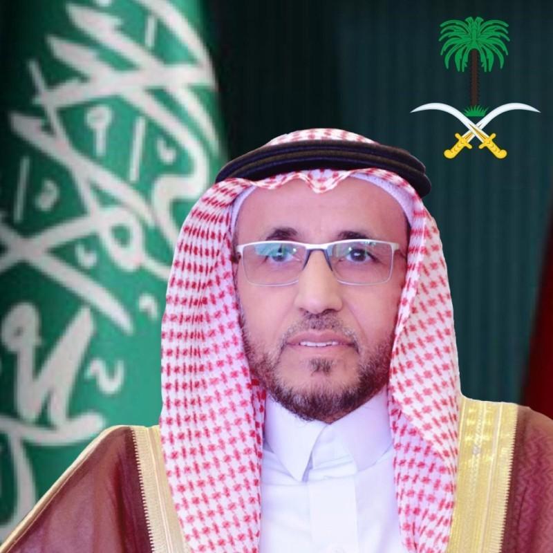 المديرالعام للتعليم بجدة الدكتور سعد بن بركي المسعودي.