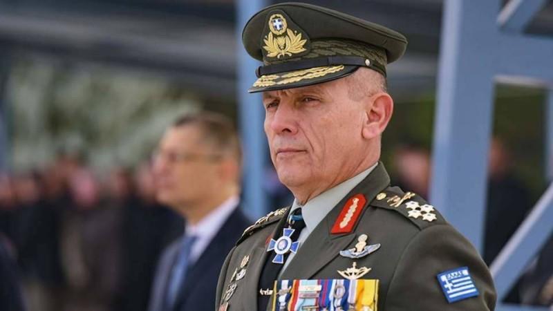 رئيس أركان الجيش اليوناني