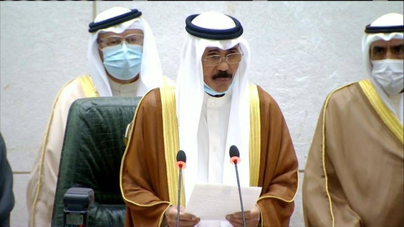 الشيخ نواف الأحمد