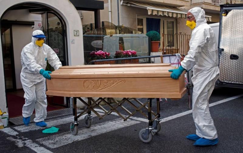 وفيات كورونا.
