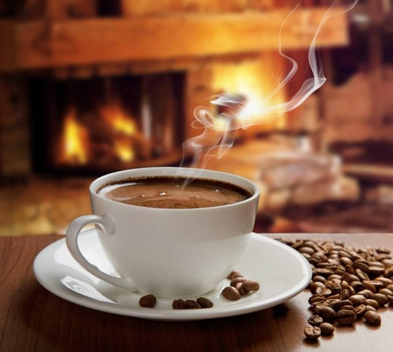 القهوة.
