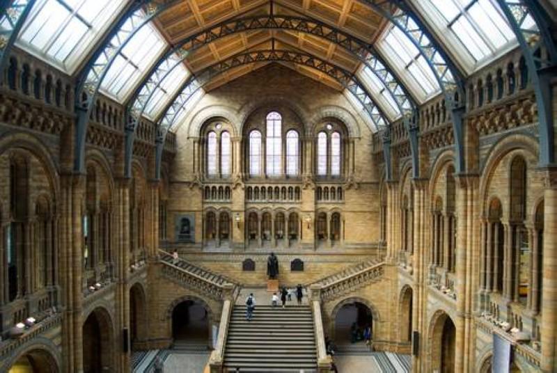 أحد متاحف العاصمة البريطانية لندن.
