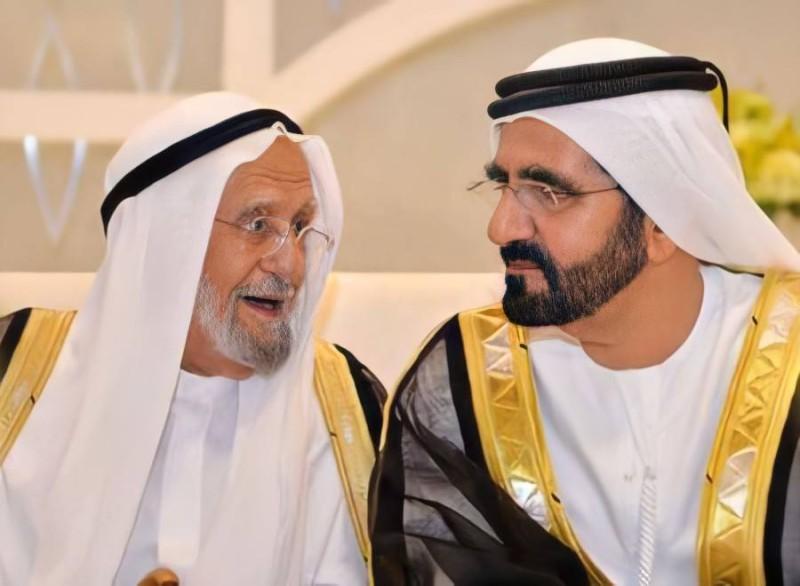 لوتاه مع سمو الشيخ محمد بن راشد آل مكتوم