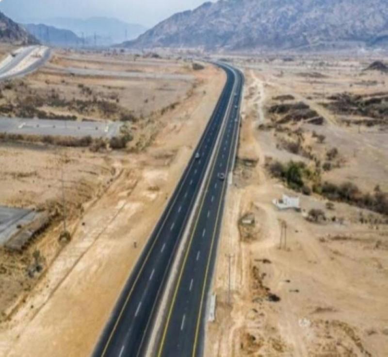 ساهمت الطرق في عسير في انخفاض معدل الحوادث بنسبة 54 %.
