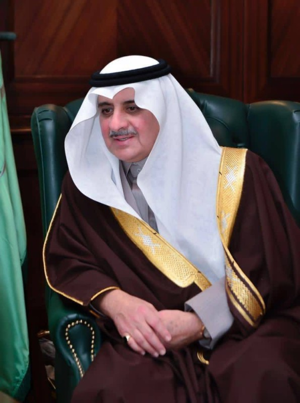 أمير تبوك فهد بن سلطان