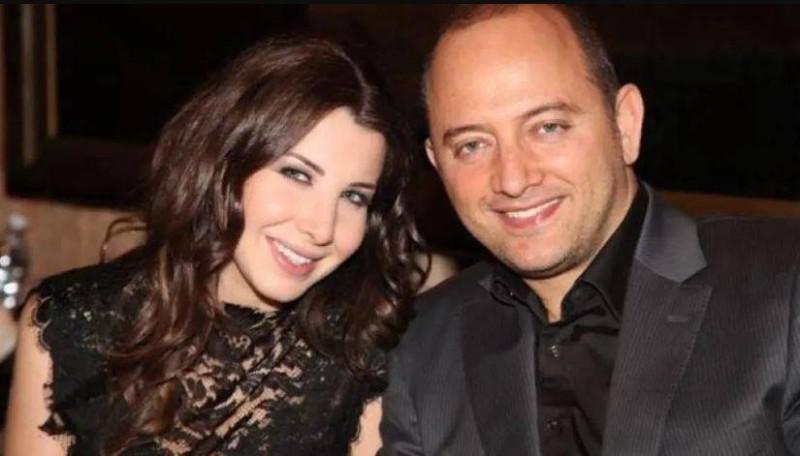 نانسي عجرم وفادي الهاشم