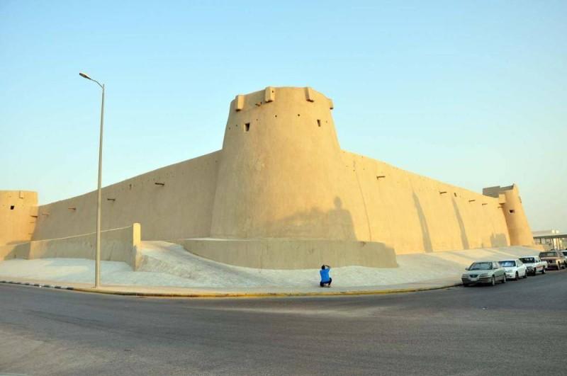 قصر صاهود التاريخي بالأحساء.