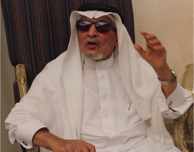 البروفيسور جابر القحطاني.