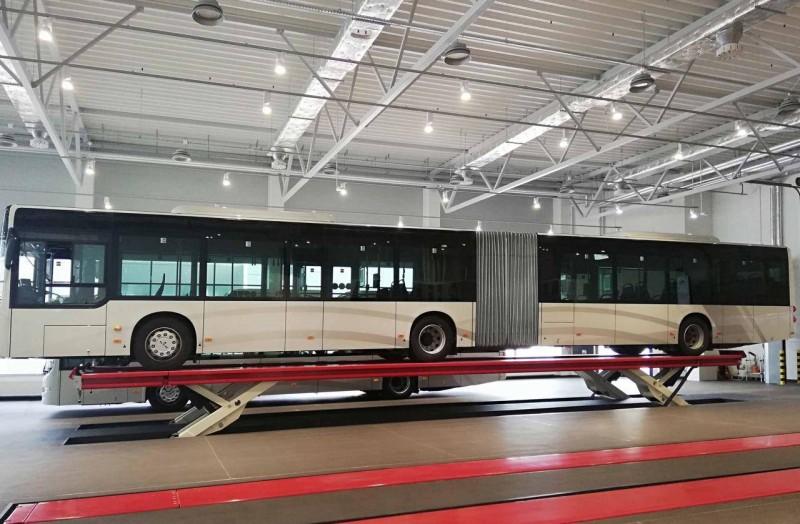 أهالي مكة  وزوارها يترقبون انطلاق مشروع النقل العام.