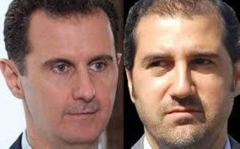 مخلوف والأسد