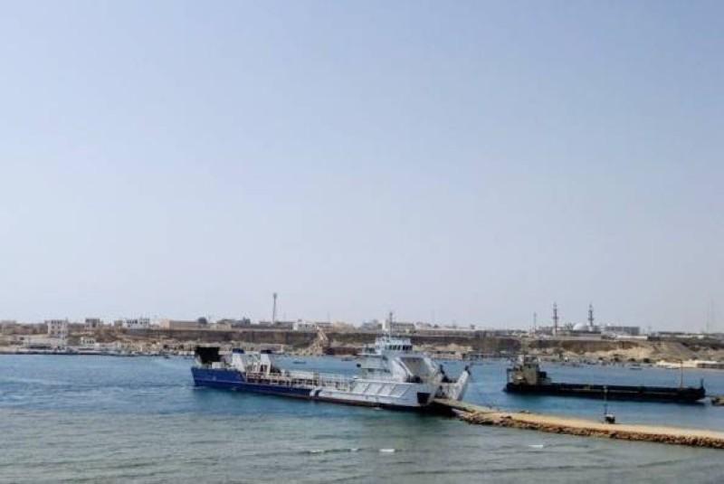 ميناء الوجه أحد أقدم الموانئ على ساحل البحر الأحمر.