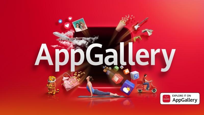 AppGallery يستمرّ في التوسّع ويضيف أبرز التطبيقات الع المية والمحلية.