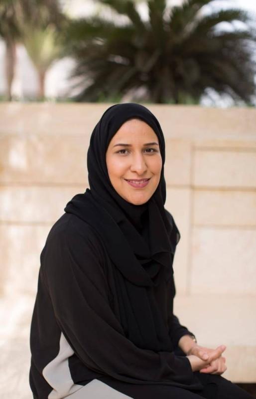 حصة القويعي رئيس مركز الابتكار في إريكسون السعودية.
