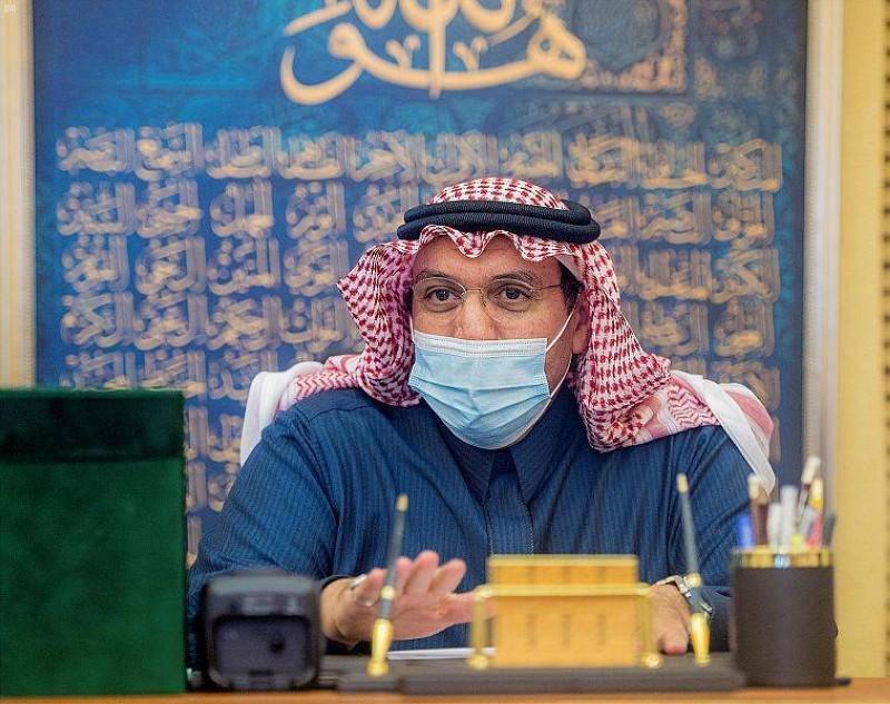 أمير القصيم يطلع على جاهزية صحة المنطقة لتحقيق النموذج المواكب لرؤية 2030