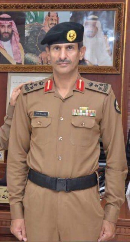 العميد خالد البدراني