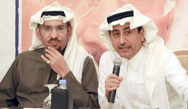 ناصر القصبي وعبدالله السدحان.