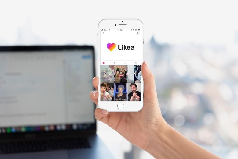 تطبيق «Likee».