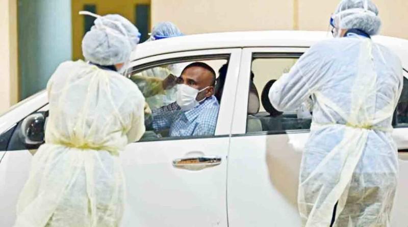 احتلت منطقة الرياض سلم المناطق الأعلى تسجيلا لإصابات كورونا الجديدة بـ83 حالة.