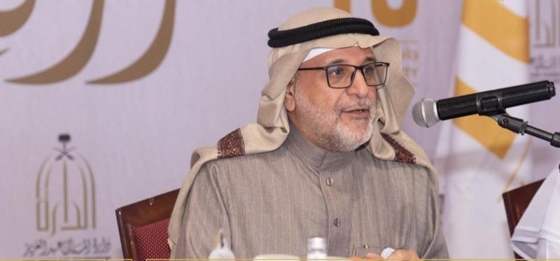 رئيس جامعة الطائف يوسف عسيري