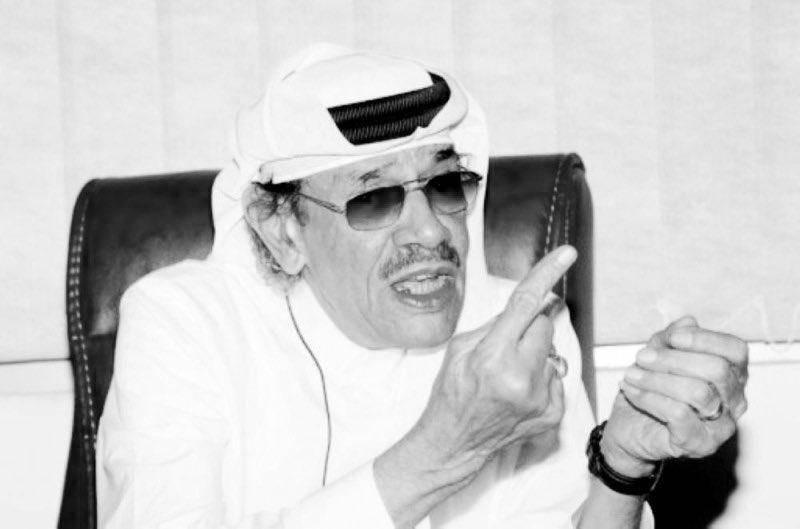 الإعلامي والأديب عبدالله مناع.