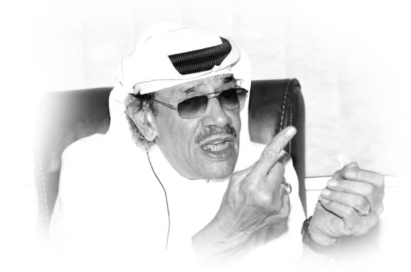الراحل عبدالله مناع