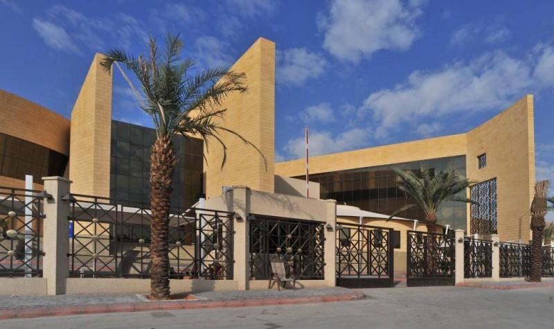 مكتبة الملك عبدالعزيز العامة.