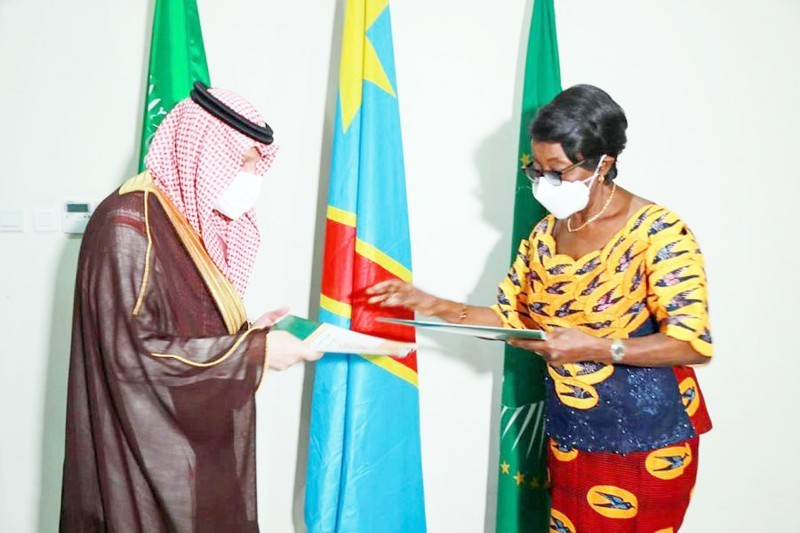 المملكة والكونغو الديموقراطية توقعان اتفاقية عامة للتعاون.