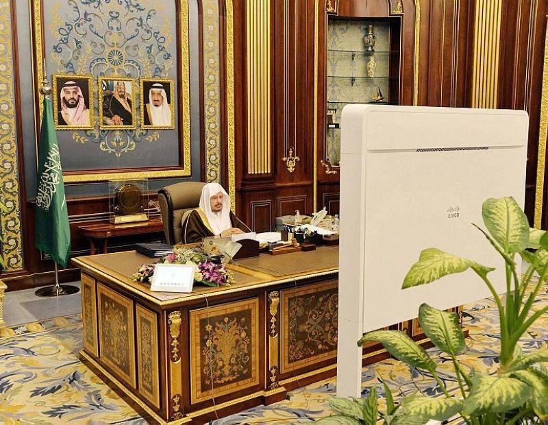 مجلس الشورى يعقد جلسته العادية الـ17 من أعمال السنة الأولى للدورة الثامنة.