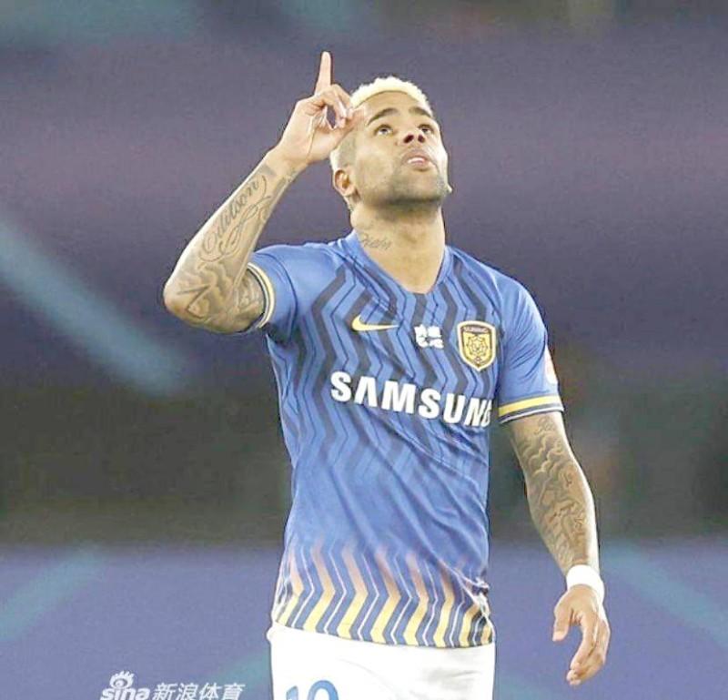 اللاعب البرازيلي تيكسيرا